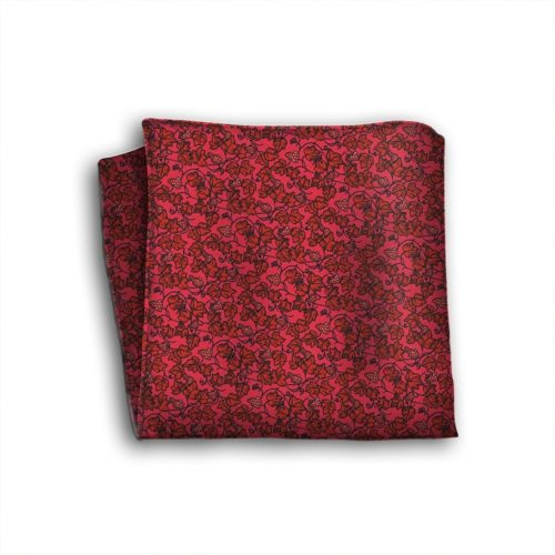 Sartorial silk pocket square 419302-02