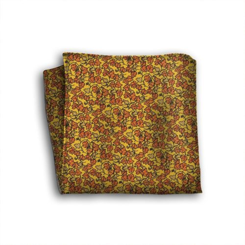 Sartorial silk pocket square 419302-03