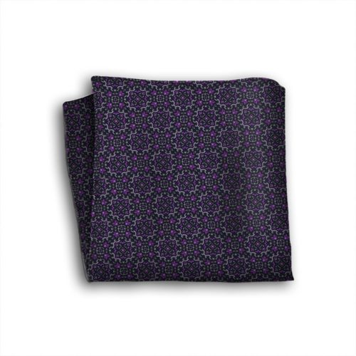 Sartorial silk pocket square 419308-01