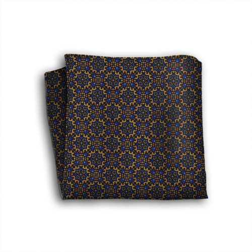 Sartorial silk pocket square 419308-04