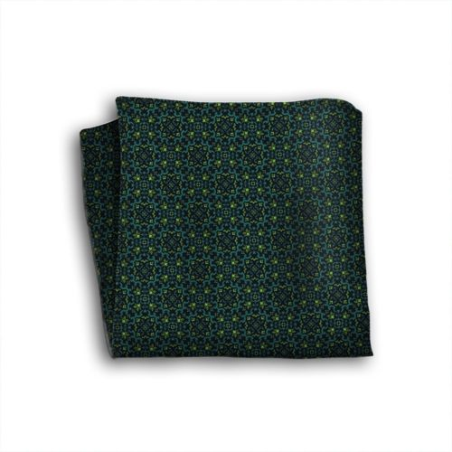 Sartorial silk pocket square 419308-06