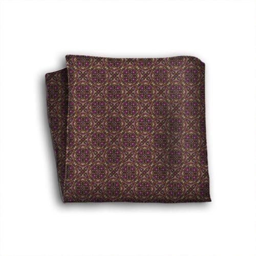 Sartorial silk pocket square 419309-04
