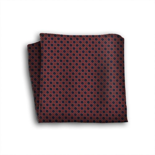 Sartorial silk pocket square 419320-02
