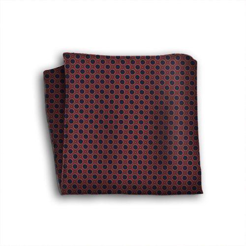 Sartorial silk pocket square 419320-02