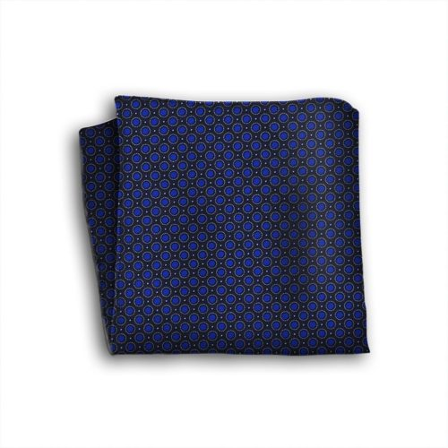 Sartorial silk pocket square 419320-03