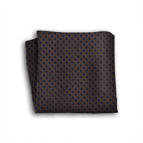 Sartorial silk pocket square 419320-08