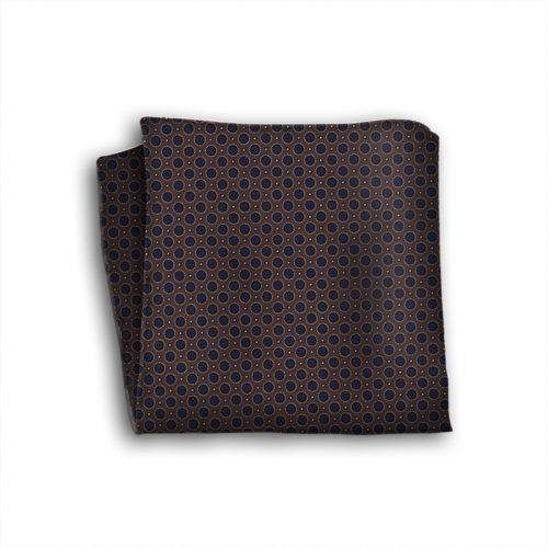 Sartorial silk pocket square 419320-08