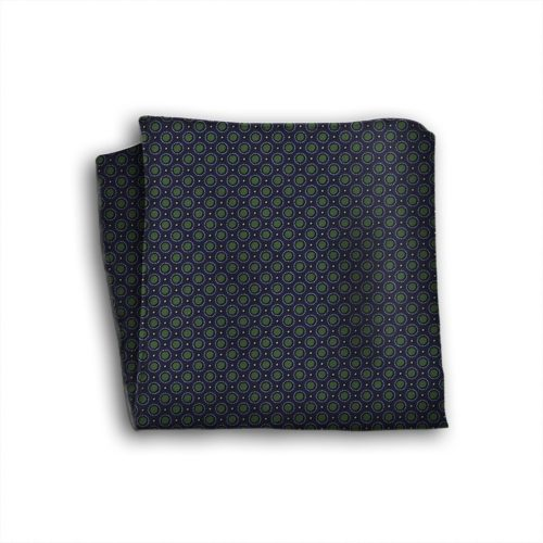 Sartorial silk pocket square 419320-09