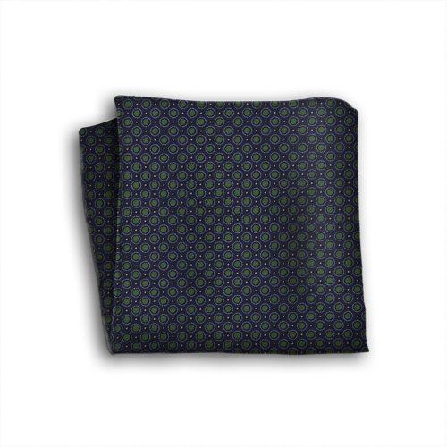 Sartorial silk pocket square 419320-09