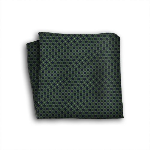Sartorial silk pocket square 419320-10