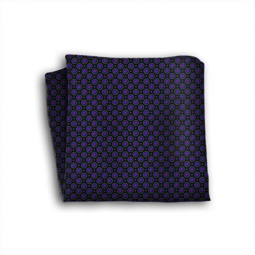 Sartorial silk pocket square 419321-01