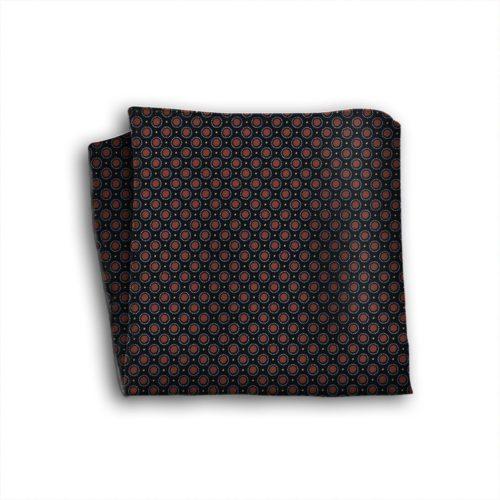 Sartorial silk pocket square 419321-05