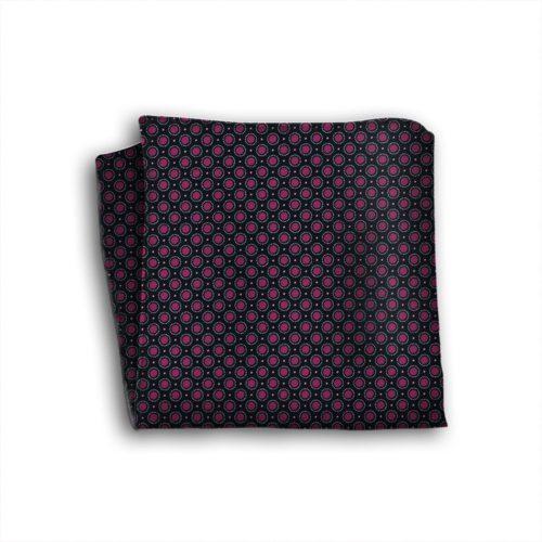 Sartorial silk pocket square 419322-03