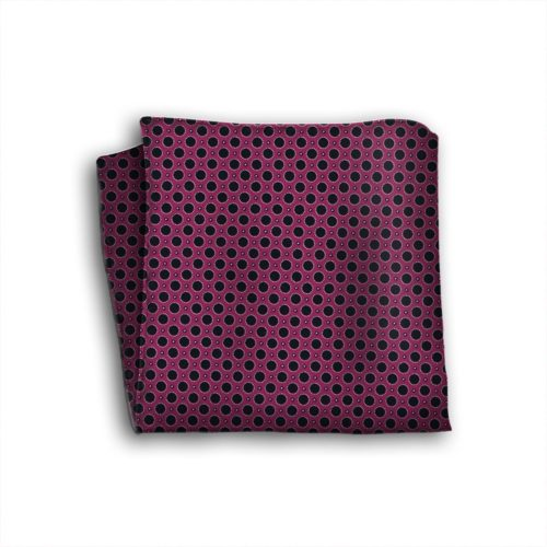 Sartorial silk pocket square 419322-04