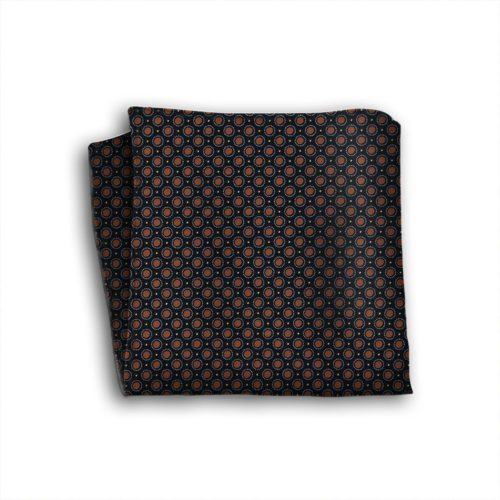 Sartorial silk pocket square 419322-05