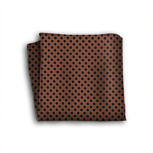 Sartorial silk pocket square 419322-06