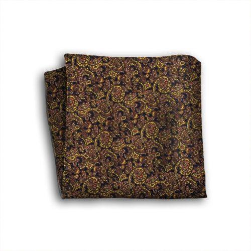 Sartorial silk pocket square 419324-03