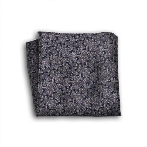 Sartorial silk pocket square 419324-06