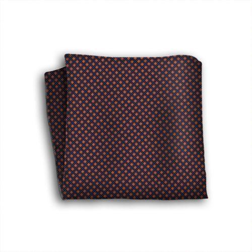 Sartorial silk pocket square 419329-04