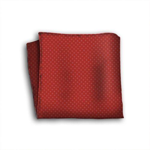 Sartorial silk pocket square 419332-01