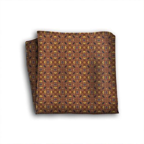 Sartorial silk pocket square 419344-03