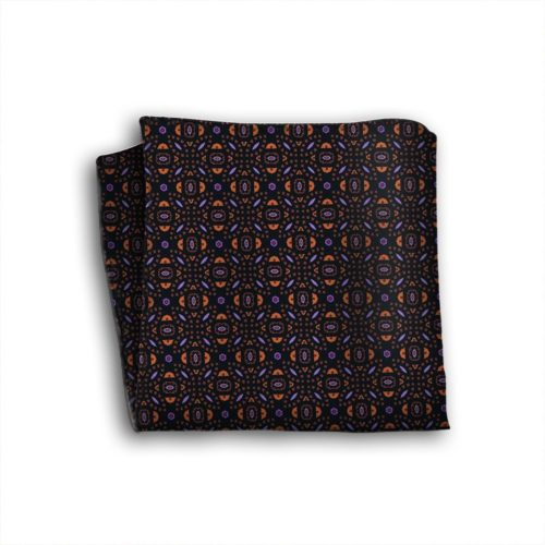 Sartorial silk pocket square 419345-02