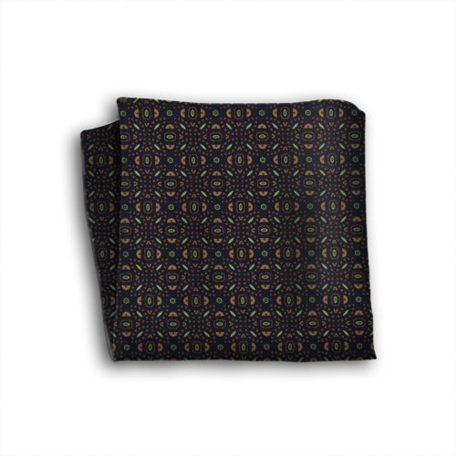 Sartorial silk pocket square 419345-04