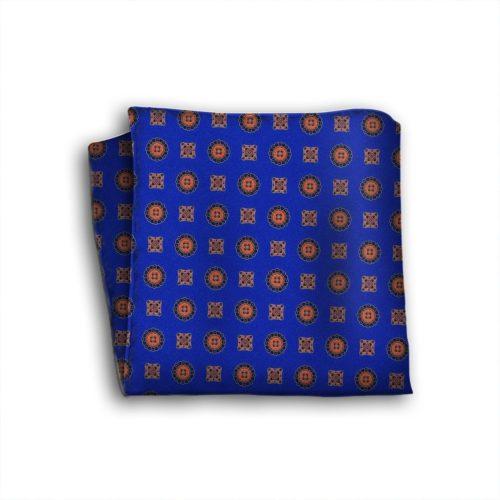Sartorial silk pocket square 419348-04