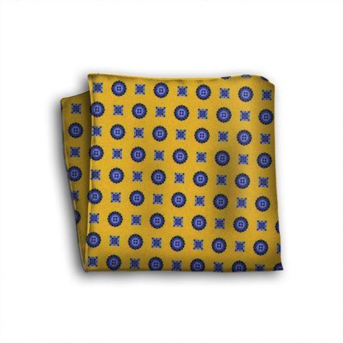 Sartorial silk pocket square 419348-05