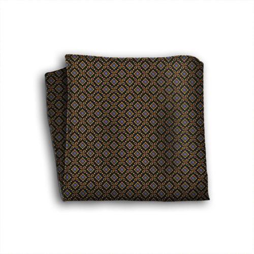 Sartorial silk pocket square 419371-03