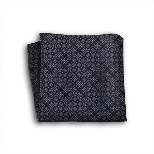 Sartorial silk pocket square 419371-05