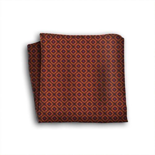 Sartorial silk pocket square 419372-02