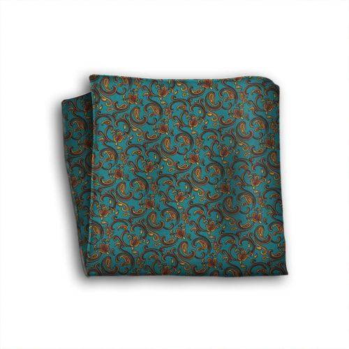 Sartorial silk pocket square 419376-04