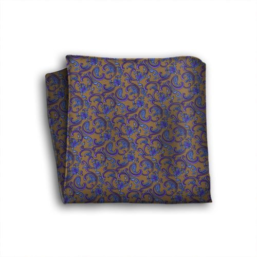 Sartorial silk pocket square 419376-05
