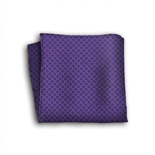 Sartorial silk pocket square 419384-01