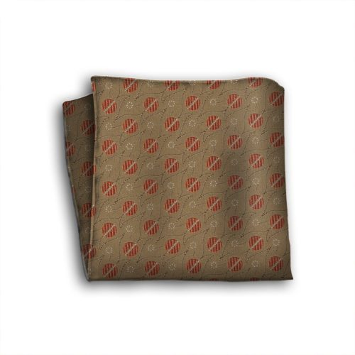 Sartorial silk pocket square 419610-09