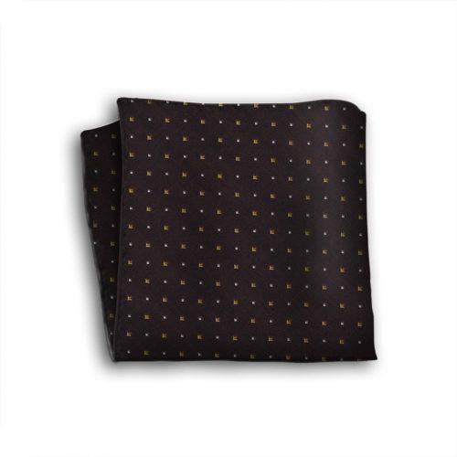 Sartorial silk pocket square 419611-03