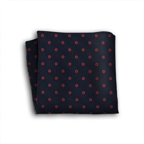 Sartorial silk pocket square 419613-01