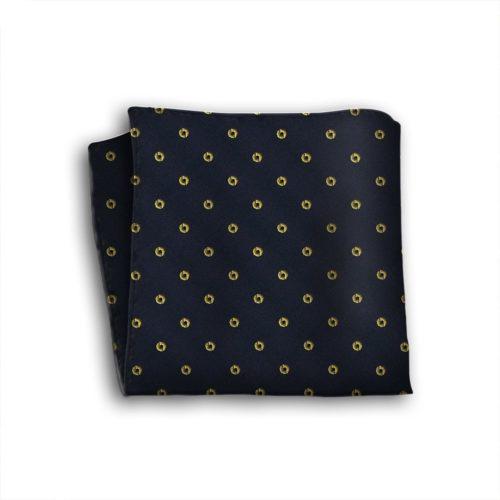 Sartorial silk pocket square 419613-03