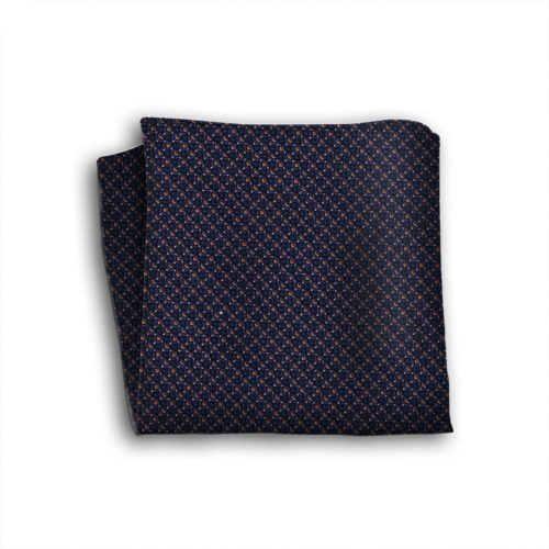 Sartorial silk pocket square 419621-02