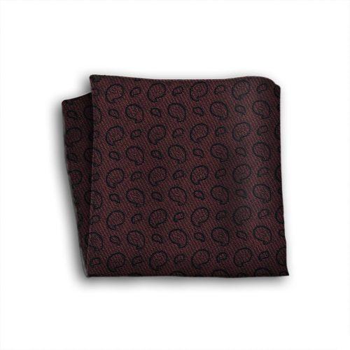 Sartorial silk pocket square 419644-01