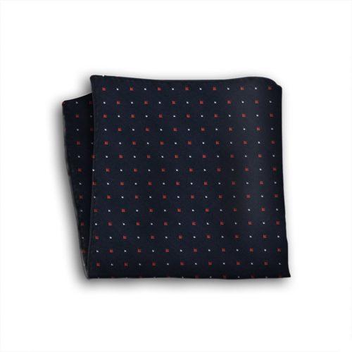 Sartorial silk pocket square 419647-01