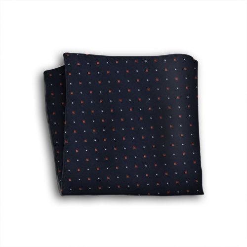Sartorial silk pocket square 419647-03