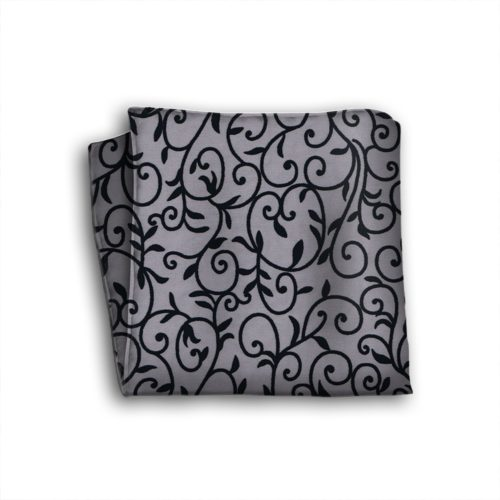 Sartorial silk pocket square 419406-07