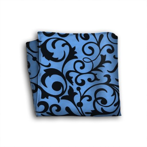 Sartorial silk pocket square 419407-06