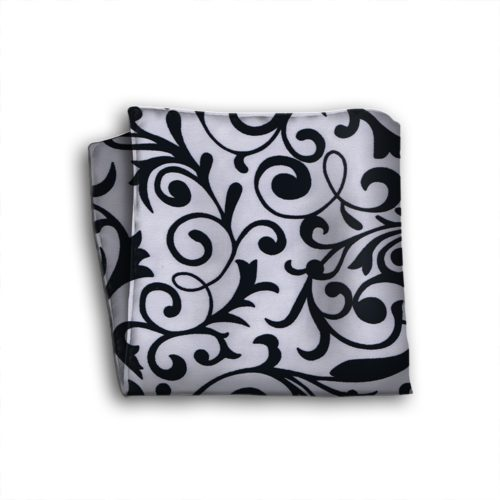 Sartorial silk pocket square 419407-08