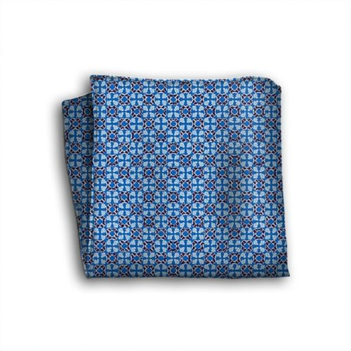Sartorial silk pocket square 419384-04