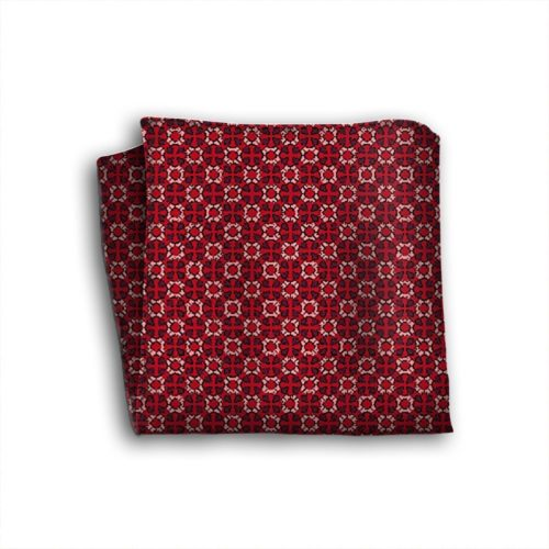 Sartorial silk pocket square 419385-04