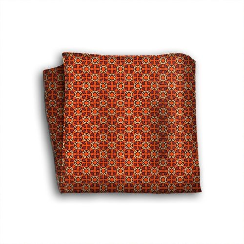 Sartorial silk pocket square 419385-05