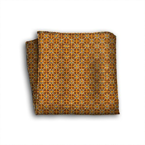 Sartorial silk pocket square 419385-06